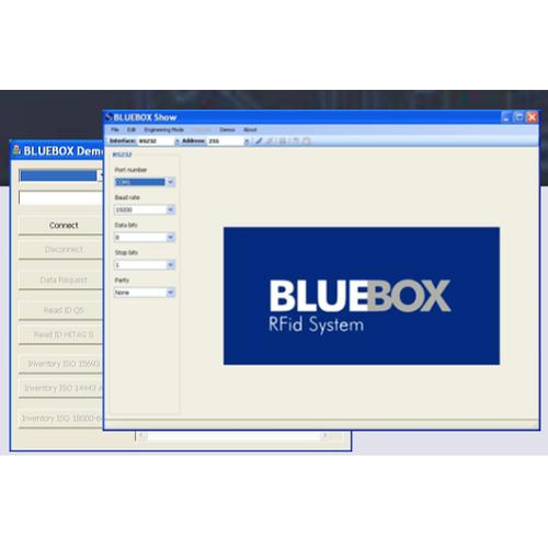 BLUEBOX SDK Software Development Kit e Software BLUEBOX Show