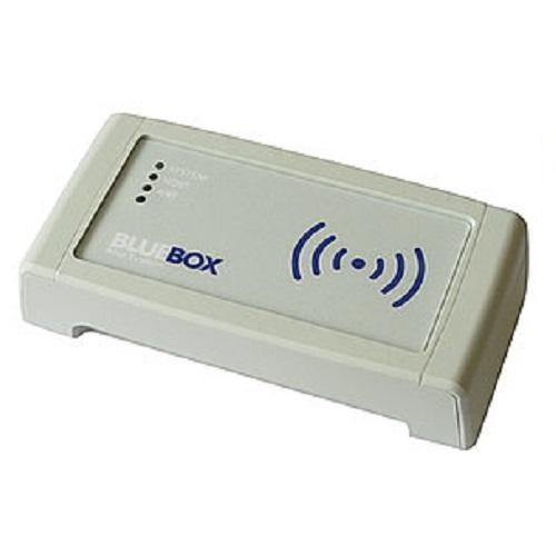 Lettore scrittore da tavolo bluebox mach2 barcode solutions - Lettore mp3 da tavolo ...